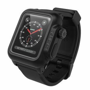 Catalyst Apple Watch 38mm シリーズ 2/3 完全防水ケース CT-WPAW1738-BK CT-WPAW1738-BK