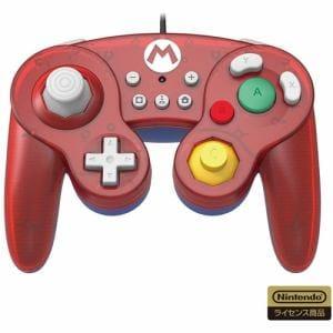 HORI クラシックコントローラー for Nintendo Switch スーパーマリオ