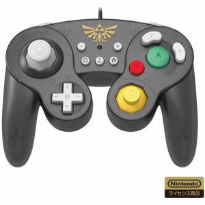 HORI クラシックコントローラー for Nintendo Switch ゼルダの伝説