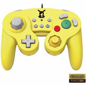 HORI クラシックコントローラー for Nintendo Switch ピカチュウ