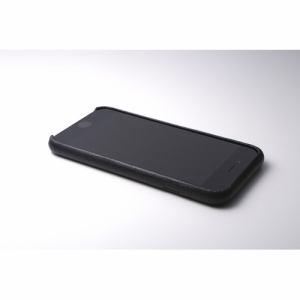 DEFF iPhone 7 Plus用 RONDA Spanish Leather Case ジャケットタイプ ブラック DCS-IP7PRABSLBK
