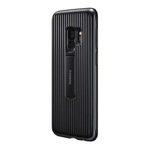 サムスン EF-RG960CBEGJP Galaxy S9用 Mil規格準拠カバー「Protective Standing Cover」(ブラック)