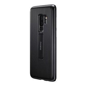 サムスン EF-RG965CBEGJP Galaxy S9+(SC-03K/ SCV39)用 Mil規格準拠カバー「Protective Standing Cover」(ブラック)