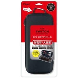 ナカバヤシ SZC-SWI01BK ニンテンドーSWITCH用プロテクトケース ブラック