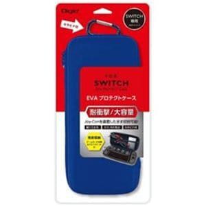 ナカバヤシ SZC-SWI01BL ニンテンドーSWITCH用プロテクトケース ブルー