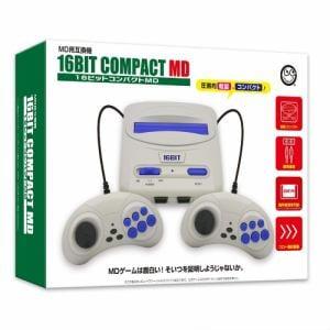 16ビットコンパクトMD(MD用互換機)  CC-16CPM-BK