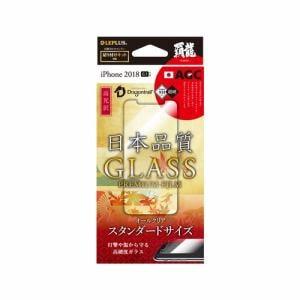 MSソリューションズ LP-IPMFGH ガラス FILM 覇龍 STDサイズ 高光沢/0.33mm