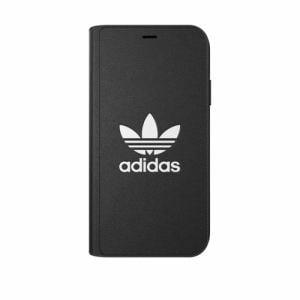 adidas 32801 OR Booklet Case CLASSICS TREFOIL FW18 black/white