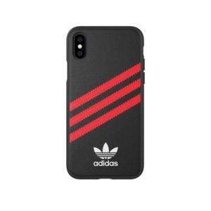 adidas 32813 OR SAMBA Moulded Case PU FW18 black/red