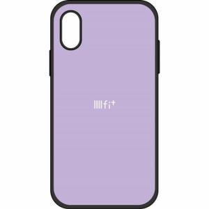 グルマンディーズ IFT-29PU IIII fit 2018 New iPhone 6.1 inch パープル