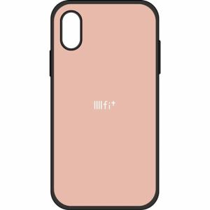 グルマンディーズ IFT-29SP IIII fit 2018 New iPhone 6.1 inch スモークピンク