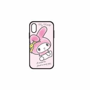 グルマンディーズ SAN-906MM サンリオキャラクター 2018 New iPhone 6.1inch対応IIIIfitケース マイメロディ
