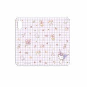 グルマンディーズ SAN-907KU サンリオキャラクター 2018 New iPhone 6.1inch対応フリップカバー クロミ