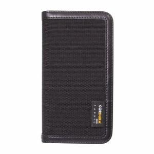 オウルテック OWL-CVIA6105-BK 手帳型ケース   ブラック