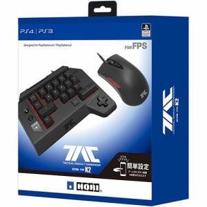 ホリ PS4-124 タクティカルアサルトコマンダー キーパッドタイプ K2 for PlayStation4/PlayStation3/PC