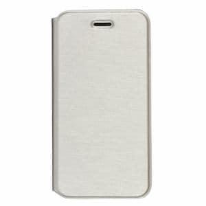 ナカバヤシ SMC-IP1501SL iPhone6s/6用 PUレザーカバー シルバー