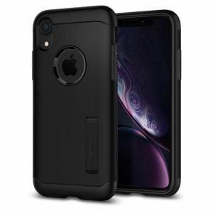 spigen sgp(シュピゲン エスジーピー) 064CS25146 iPhone XR ケース スリムアーマー ブラック