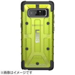 プリンストン UAG-GLXN8-CT UAG Galaxy Note8用 Plasma Case シトロン