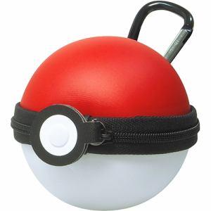 ホリ NSW-143 ハードポーチ for Nintendo Switch モンスターボール PLUS