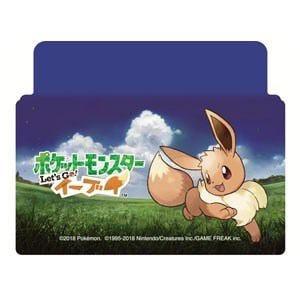 マックスゲームズ (Nintendo Switch)Nintendo Switch専用スタンド付きカバー ポケットモンスターLet's Go!イーブイ