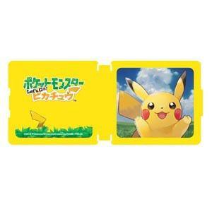 マックスゲームズ (Nintendo Switch)Nintendo Switch専用カードポケット24 ポケットモンスターLet's Go!ピカチュウ