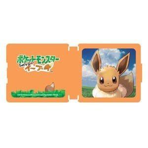 マックスゲームズ (Nintendo Switch)Nintendo Switch専用カードポケット24 ポケットモンスターLet's Go!イーブイ
