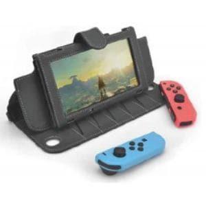 Yesojo Japan (Nintendo Switch)OJO Explorerレザーケース ブラック