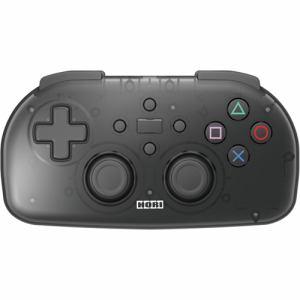 ホリ PS4-133 ワイヤレスコントローラーライト PS4 クリアブラック
