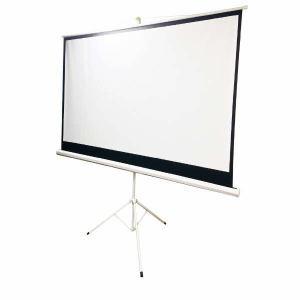 RAMASU(ラマス) RA-PSSK100  三脚式プロジェクタースクリーン 100インチ