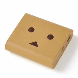 Cheero CHE-097-BR Cheero Power Plus DANBOARD version 13400mAh PD -Light Brown-