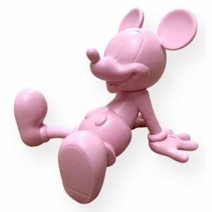 グルマンディーズ DN-584PK ミッキーマウス マスコットモバイルスタンド    ピンク