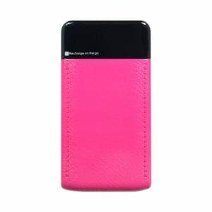 藤本電業 CL-07PK モバイルバッテリー  4000mAh ピンク