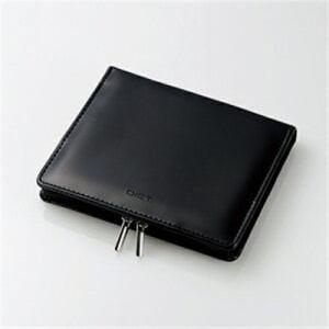 エレコム DJC-022LBK 電子辞書ケース/フルカバータイプ/Lサイズ