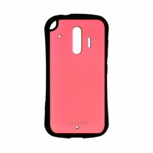 ラスタバナナ 4561F01LHB VANILLA PACK らくらくスマートフォン me(F-01L)  ブラック×ピンク