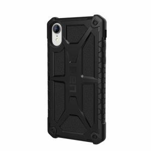 プリンストン iPhone XR用(6.1インチ)対応ケース Monarch (ブラック) UAG-RIPH18S-P-BK