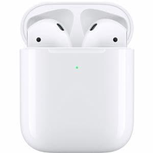 アップル(Apple) MRXJ2J/A AirPods(エアポッド) with Wireless Charging Case ワイヤレスヘッドフォン