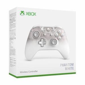 Xbox ワイヤレス コントローラー (ファントム ホワイト) WL3-00124