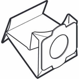 シーシーピー EX-3837-00 ZN-DP24用 電気ちりとり紙パックセット 10枚入