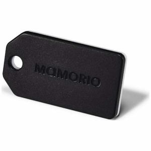 MAMORIO 落とし物防止タグ 「MAMORIO(マモリオ)」 ブラック