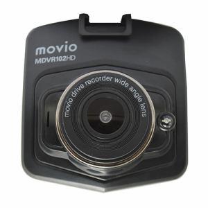 ナガオカ MDVR102HD 2.4 LCD搭載720P高画質HDドライブレコーダー