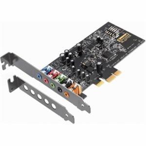 クリエイティブ SB-AGY-FX PCI Express x1対応 内蔵サウンドカード Sound Blaster Audigyシリーズ