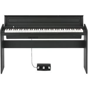KORG デジタルピアノ ブラック LP-180-BK