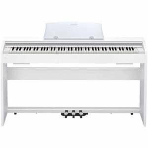カシオ PX-770WE 電子ピアノ 「Privia(プリヴィア)」 ホワイトウッド調