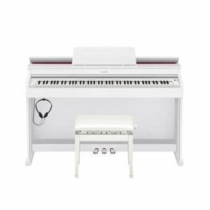 カシオ AP-470WE 電子ピアノ「CELVIANO」 ホワイトウッド調