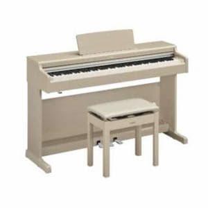 ヤマハ YDP-164WA 電子ピアノ ARIUS ホワイトアッシュ調仕上げ 88鍵盤