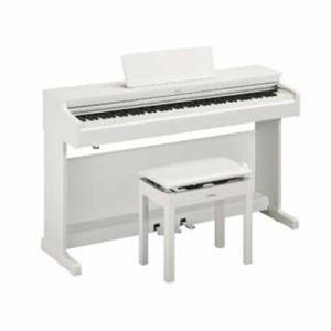 ヤマハ YDP-164WH 電子ピアノ ARIUS ホワイトウッド調仕上げ 88鍵盤