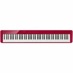 カシオ PX-S1000 RD デジタルピアノ Privia レッド