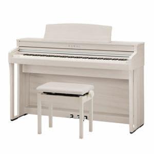河合楽器 CA59A 木製鍵盤搭載デジタルピアノ プレミアムホワイトメープル調仕上げ
