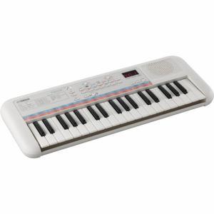 ヤマハ PSS-E30 ミニキーボード Remie ホワイト
