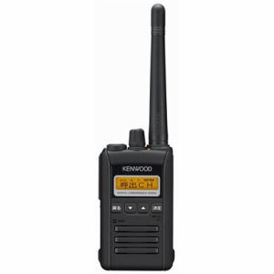 JVCケンウッド 簡易無線登録局対応 1100mAh付属 TPZ-D553SCH